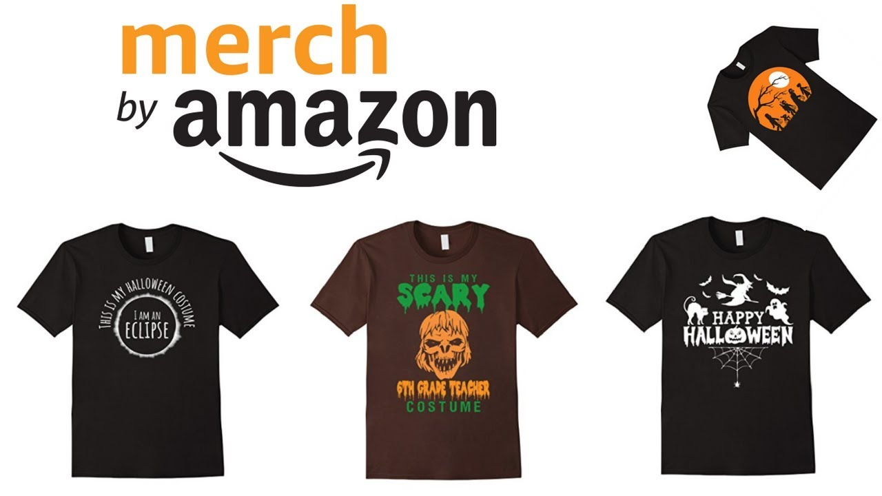 How To Open Merch By Amazon Account