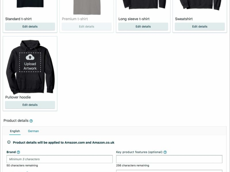 What is Merch By Amazon Beta?